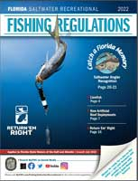 Florida Fishing Regulations Brochure